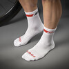 GripGrab Classic Regular Cut Cycling Socks White